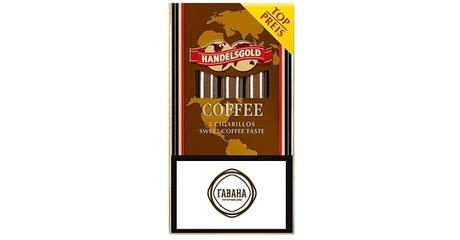 Handelsgold Coffee Cigarillos
