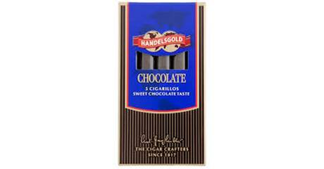 Handelsgold Chocolate Cigarillos