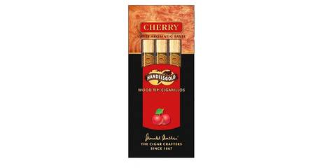 Handelsgold Cherry Wood Tip-Cigarillos
