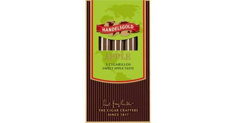 Handelsgold Apple Cigarillos