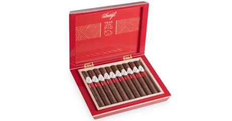 Davidoff LE 2018 Year Of The Pig