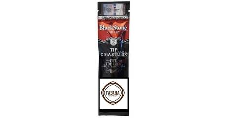 Swisher 2 Blackstone Cherry Tip Cigarillos