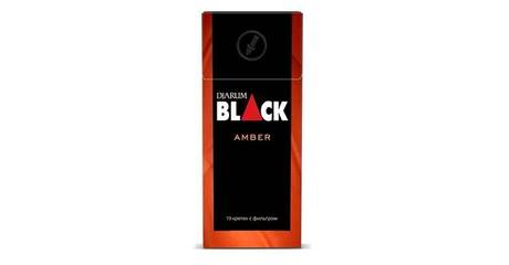 Кретек Djarum Black Amber