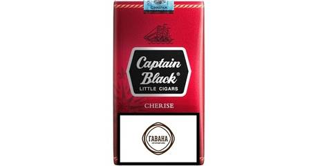 CAPTAIN BLACK Cherise
