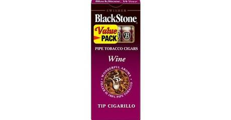 5 BlackStone Wine Tip Cigarillo