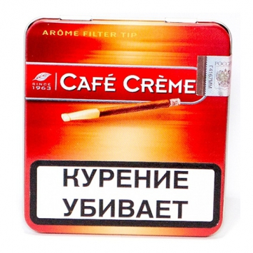 Изображение к Cafe Creme Filter Tip Arome (10)