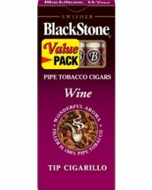 Изображение к 5 BlackStone Wine Tip Cigarillo